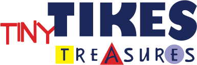 Tiny Tikes Treasures Small Logo