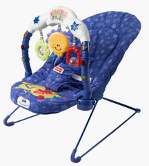 Vibrating Bouncy Seat