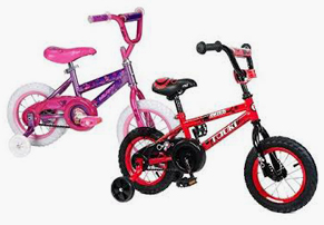 "12"" Boy's or Girl's Bike"