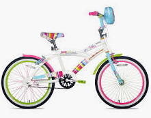 "16"" Boy's or Girl's Bike"