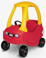 Coupe Car (ride toy)