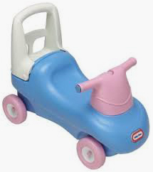 Sit & Scoot (ride toy)
